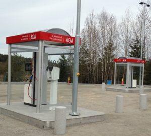 Moss_Biogassfyllestasjon_på_Solgård_april_2015