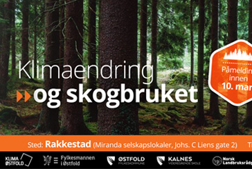Klima og skogkonferanse