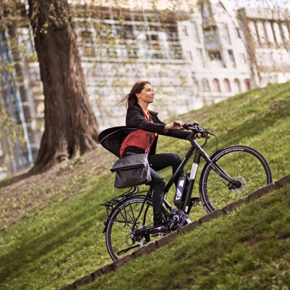 Gjør sykkelen sommerfin
