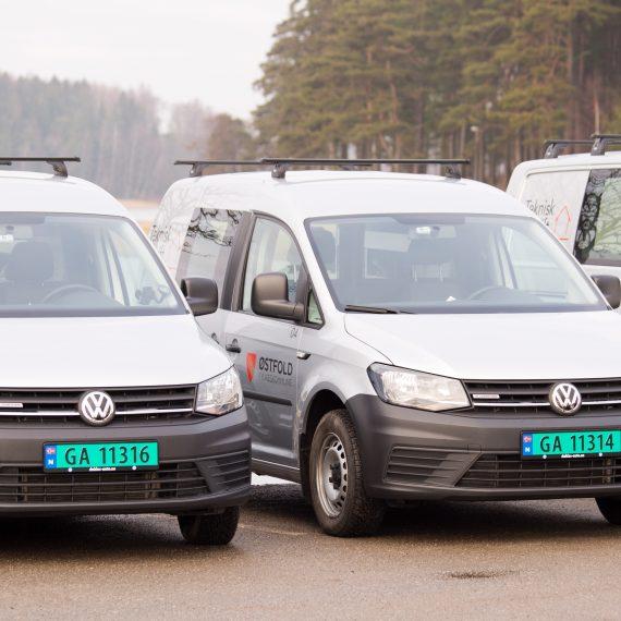 – Gassbilene er helt suverene