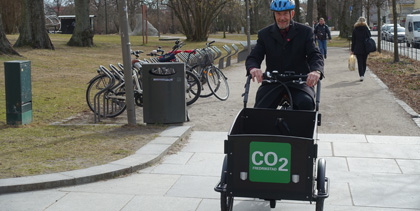 – Hele Østfold gratis på sykkel!
