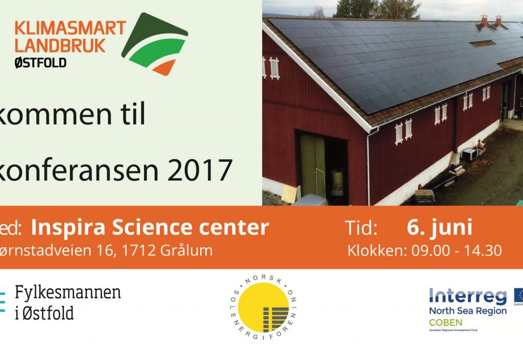Velkommen til Solkonferansen 2017