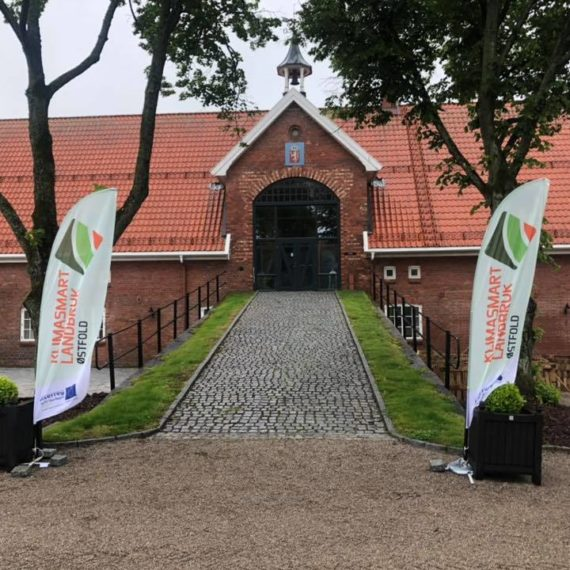 Samlet over 100 deltakere til konferanse om klimasmart Østfoldlandbruk mot 2030