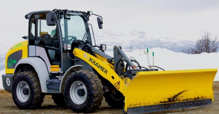 Tilbyr anleggsbransjen å teste fossilfrie maskiner og kjøretøyer