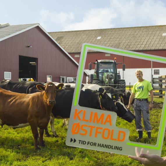 Klimasmart landbruk Østfold nominert til klimapris