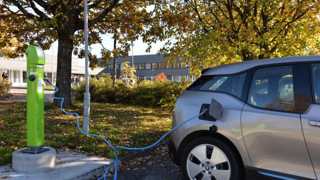 ELEKTRISK: Målet var å gjøre Østfold til et elbil-fylke.