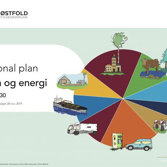 Østfolds nye klimaplan er vedtatt