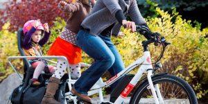 Hverdagssykkelen som skaper glede. Foto: Yuba/Sykkelpikene.