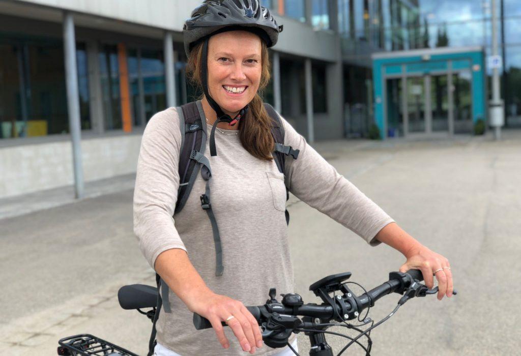 Sarpsborg kommune:  Vellykket leasing-ordning for elsykler til ansatte