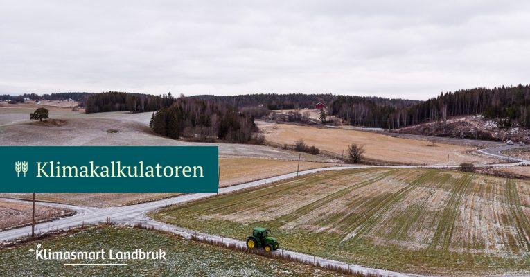"""Video og foiler fra webinaret """"Jordbrukets klimakalkulator – Hva kommunene bør kjenne til"""""""